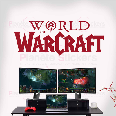 Stickers World of Warcraft Horde
