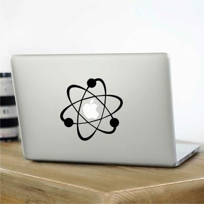 Stickers pour Mac Atome