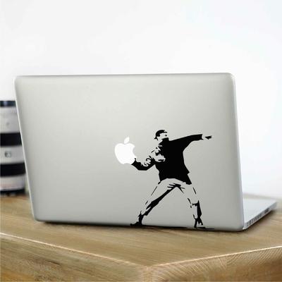 Stickers pour Mac Banksy