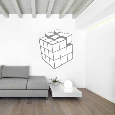 Stickers Rubiks Cube
