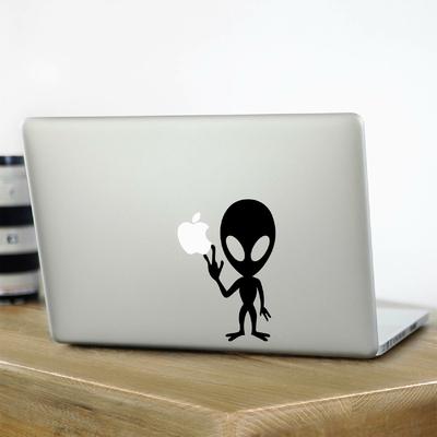 Stickers pour Mac Alien