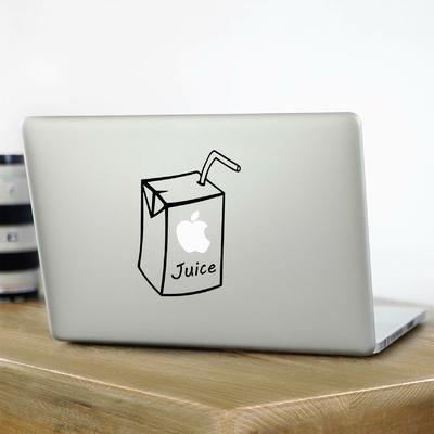 Stickers pour Mac Apple Juice