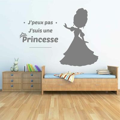 Stickers Princesse enfant