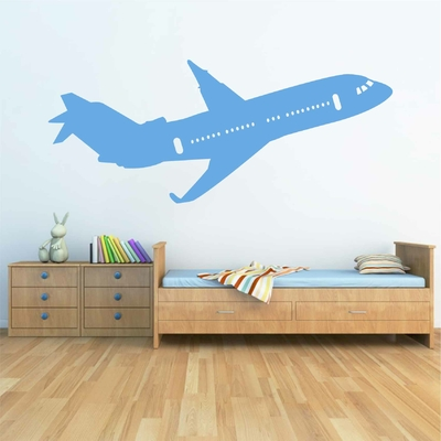 Stickers Avion Jet