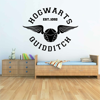 Stickers Quidditch Vif d'Or