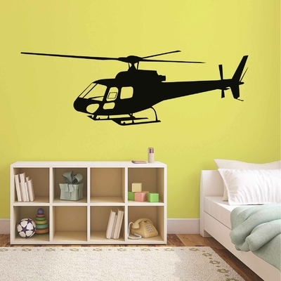 Stickers Helicoptere civil