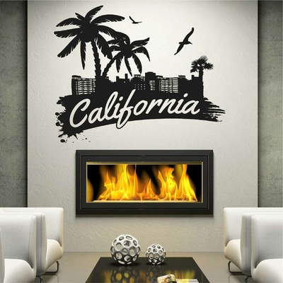 Stickers California