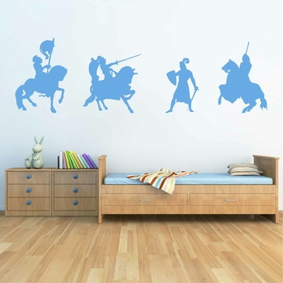 Stickers Chevaliers