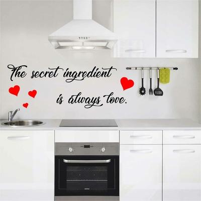Stickers Secret ingredient is always love