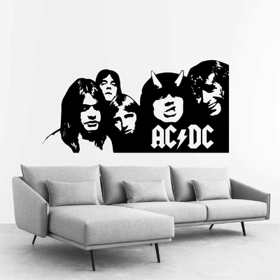 Stickers ACDC