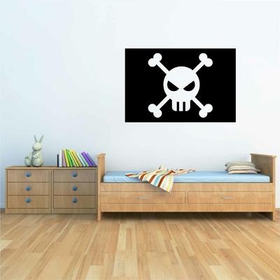 Stickers Chambre Garçon Pirate