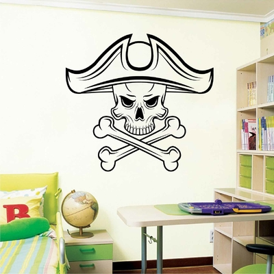 Stickers Crane de Pirate