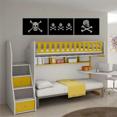 Stickers Drapeaux Pirate