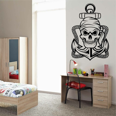 Stickers Pirate Ancre