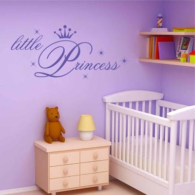 Stickers Little Princess