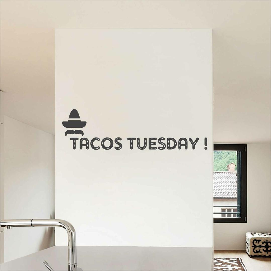 stickers-tacos-tuesday-chapeau-mexique-cuisine-ref2tacostuesday-autocollant-mural-stickers-muraux-sticker-deco-salon-chambre-min