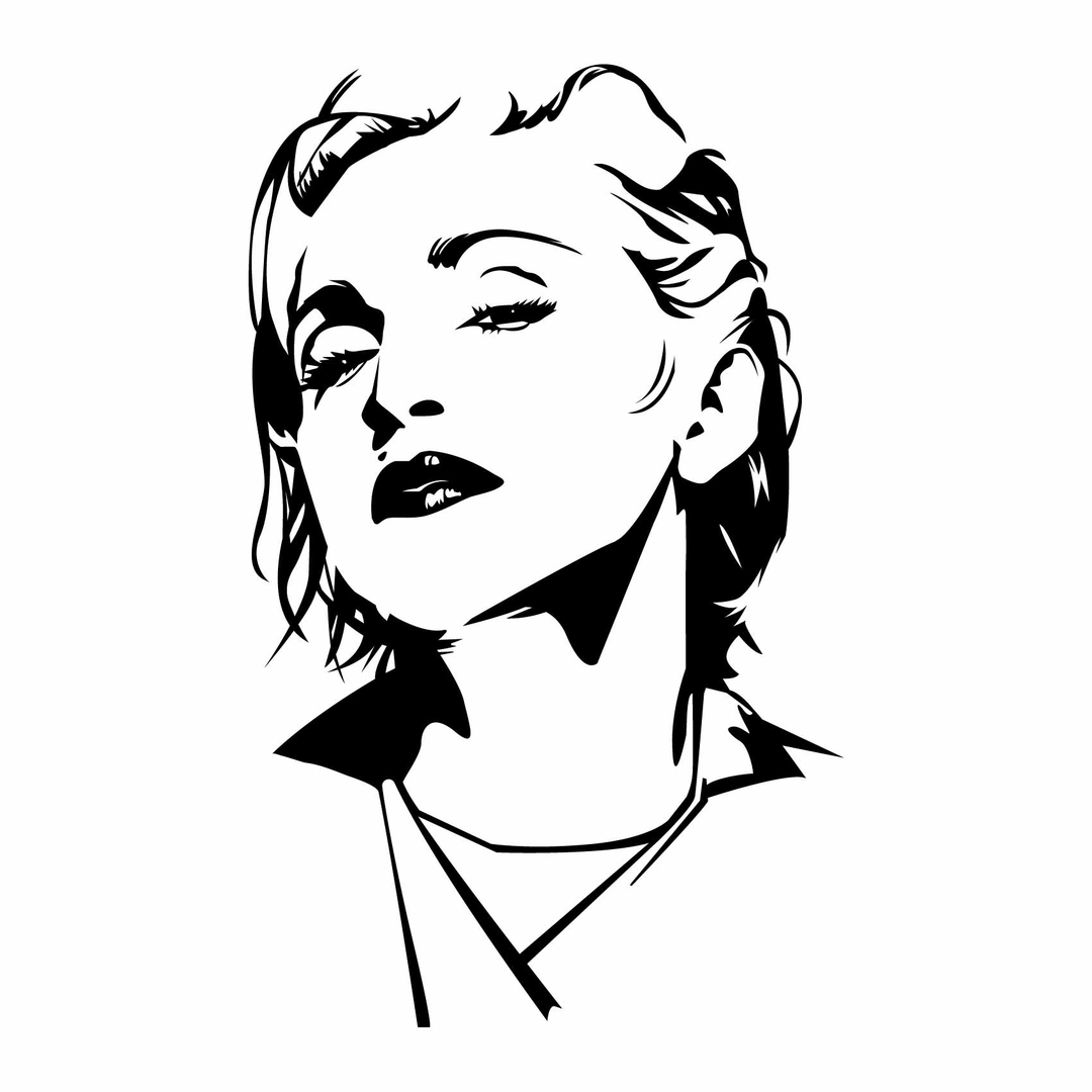 stickers-madonna-ref8portrait-stickers-muraux-madonna-autocollant-portrait-chambre-salon-cuisine-sticker-mural-portrait-(2)