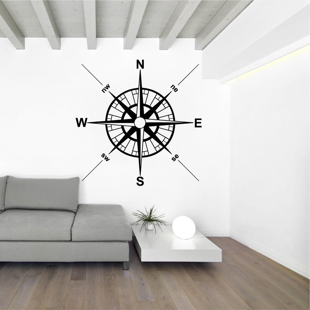 stickers-boussole-vintage-ref3voyage-stickers-muraux-voyage-autocollant-deco-travel-chambre-cuisine-salon-sticker-mural-voyages