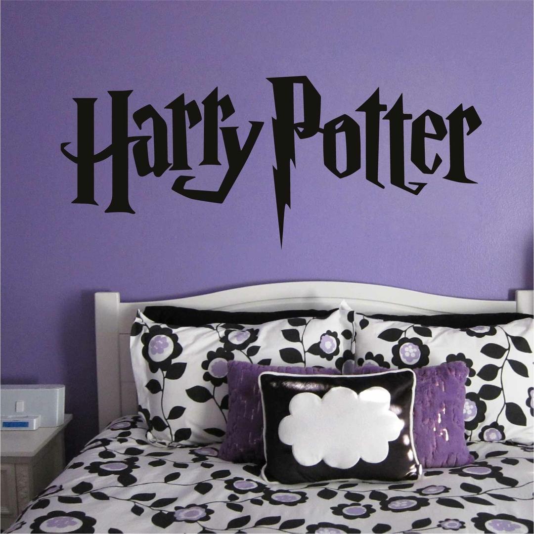Stickers Harry Potter Autocollant Muraux Et Deco