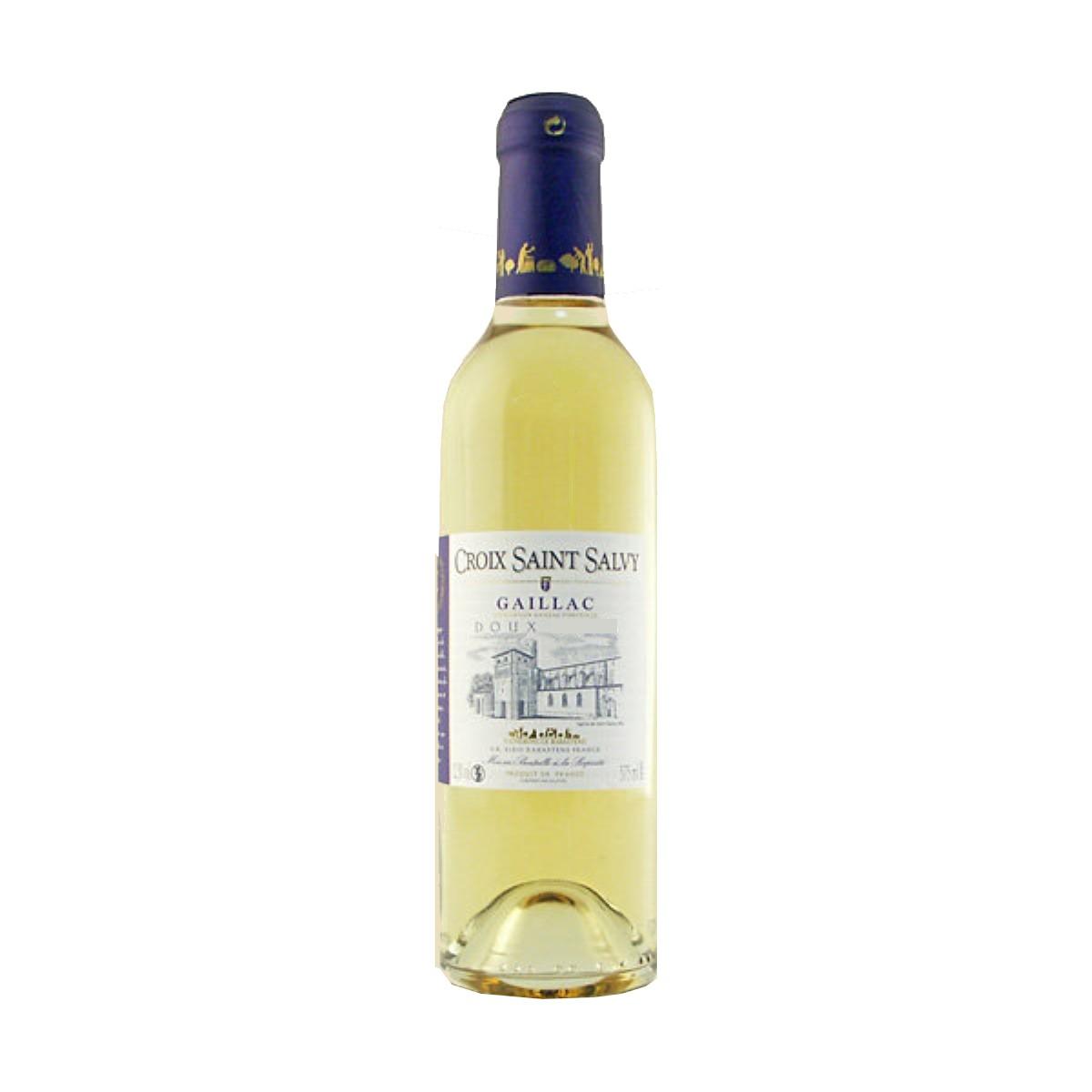 """Favori Gaillac """"Croix Saint Salvy"""" doux 37.5 cl - Vin Blanc Doux EQ31"""