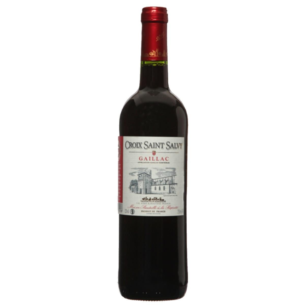 Vin rouge corsé sud ouest