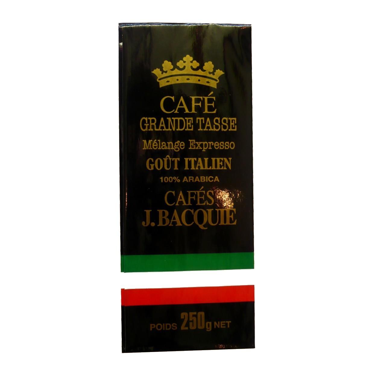 Bacquié Café Italien