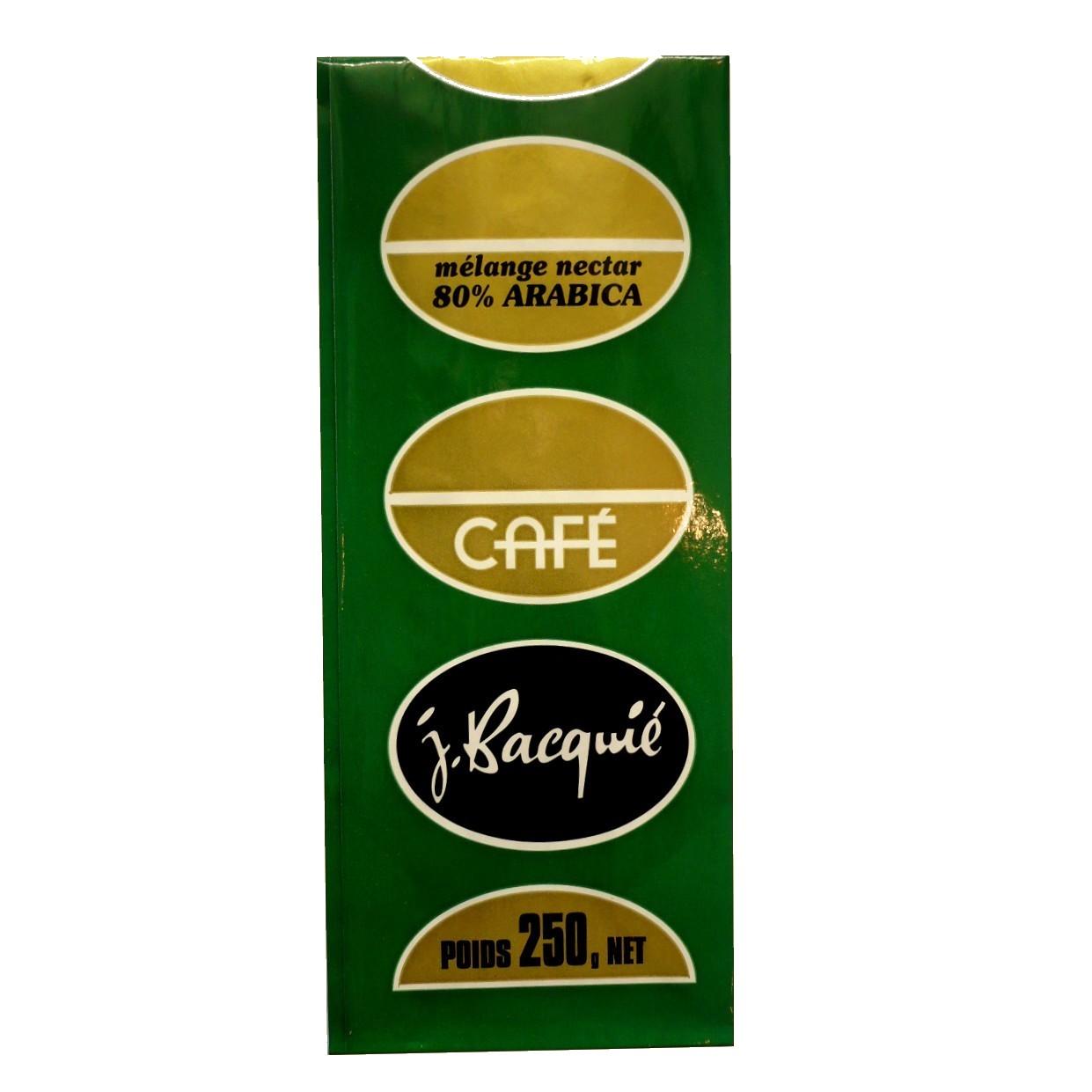Café Mélange Nectar 80 % Arabica