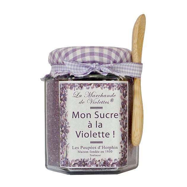 Sucre la violette 150 g violette de toulouse violette - Comptoir gourmand toulouse ...
