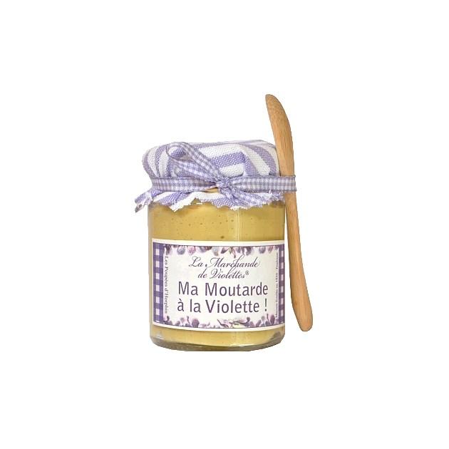 Ma moutarde la violette condiment comptoir des d lices - Comptoir gourmand toulouse ...