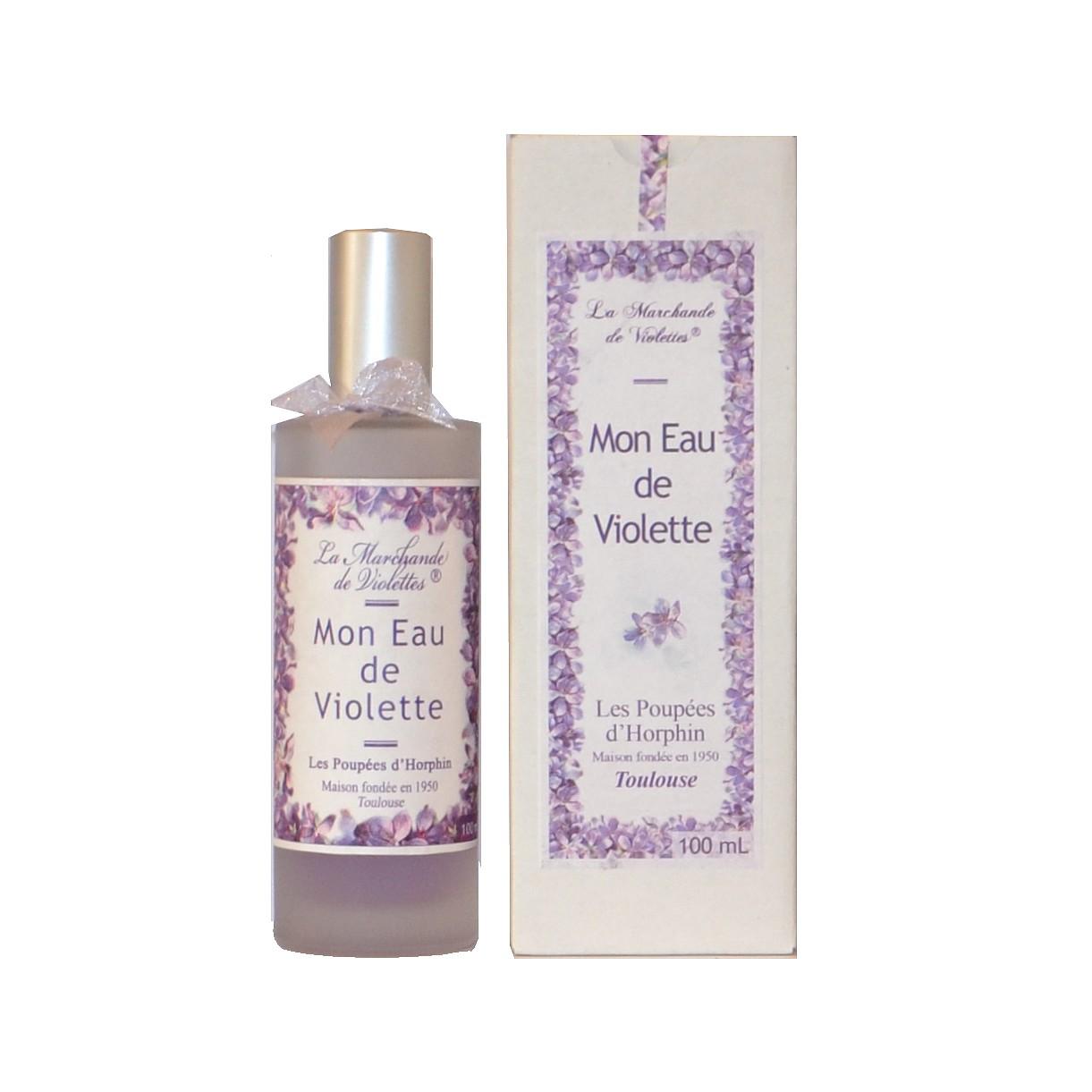 Mon eau de toilette vaporisateur 100 ml la marchande - Parfum boutique comptoir des cotonniers ...