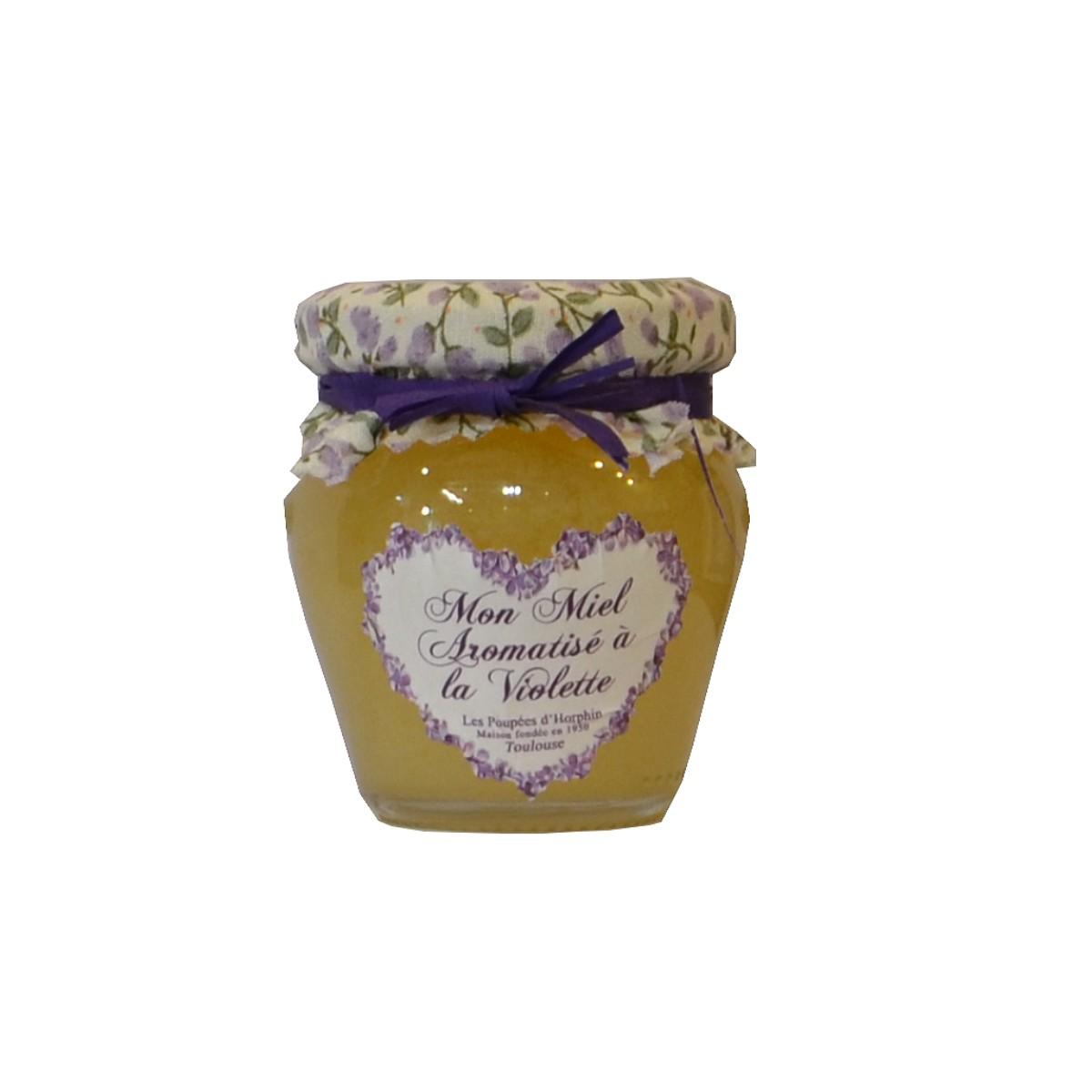 Miel la violette violette de toulouse comptoir des - Comptoir gourmand toulouse ...