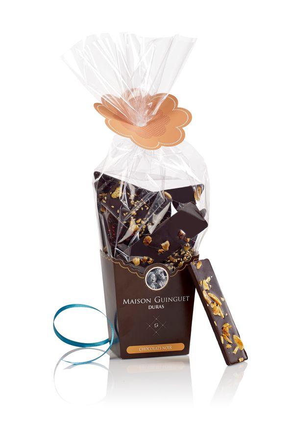 Boitàsac chocolat noir
