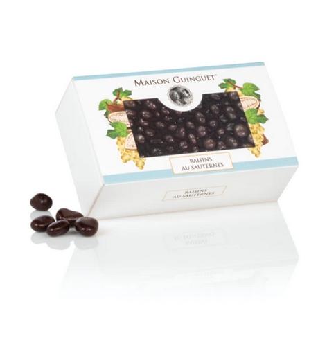 Raisins au sauternes - Ballotin 100g