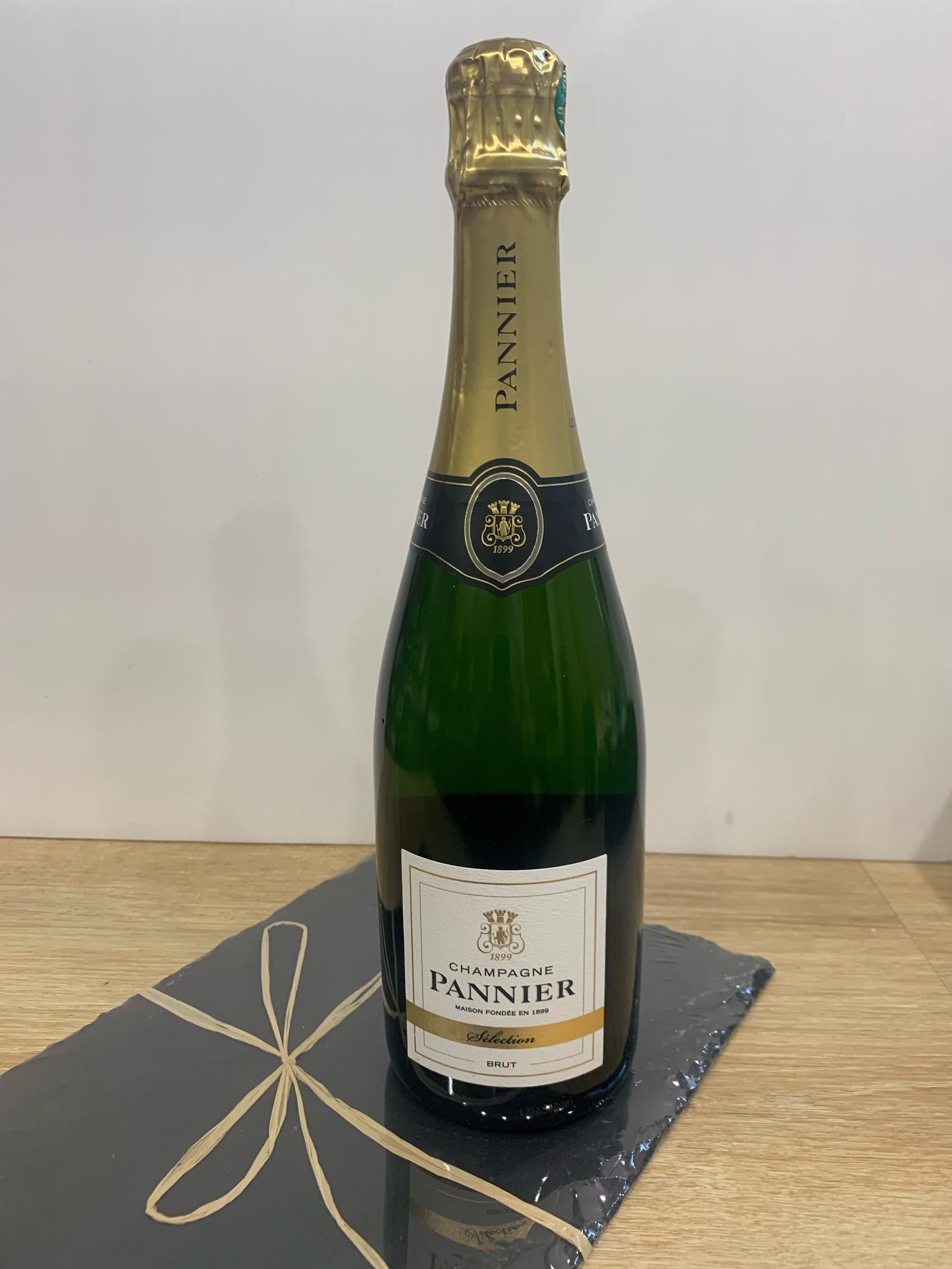 Champagne Pannier Brut 750 ml