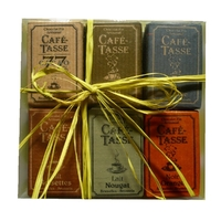 24 Mini-Tablettes Chocolat