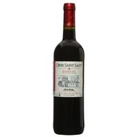 """Gaillac rouge """"Croix  St Salvy""""  75 cl"""