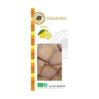 Canistrelli au Citron BIO