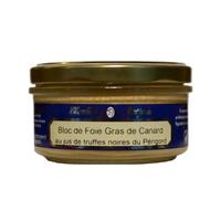Bloc de foie Gras de Canard au jus de truffe 100 g