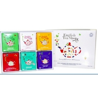 coffret de thé bio english tea shop