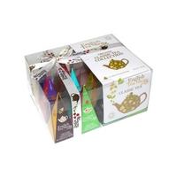Coffret de 12 sachets pyramides de thés et infusions BIO