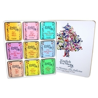 coffret de noel boite metal english tea shop 2