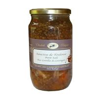 Saucisse de Toulouse  Petit Salé aux Lentilles du Lauragais - Bocal 790 g