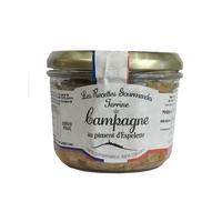 Terrine de Campagne au Piment d'Espelette 180 g