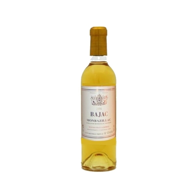 "Monbazillac blanc moelleux ""Bajac"", 37.5 cl"