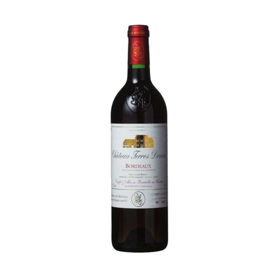 "Bordeaux rouges ""Terres Douces"" 75 cl"