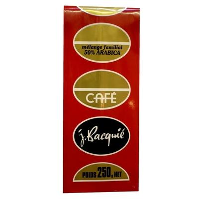 """Café """"Mélange familial"""" 50 % Arabica, 250 g"""