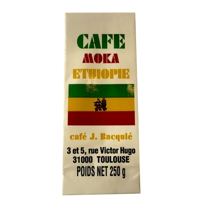 Café Moka d'Ethiopie 250 g