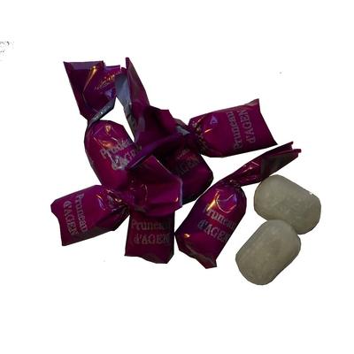Bonbon d'Agen fourré à la crème de pruneau