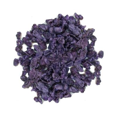 Véritable Fleur de Violette Cristallisée