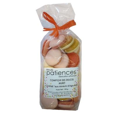 """Les Patiences """"Agrumes"""""""